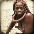 Ovahimba Woman