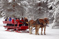 Sleigh Ride, Mount Washinton Hotel