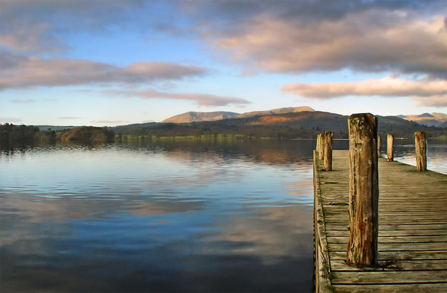 Windermere Jetty