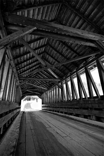 Cornish NH Covered Bridge # 20