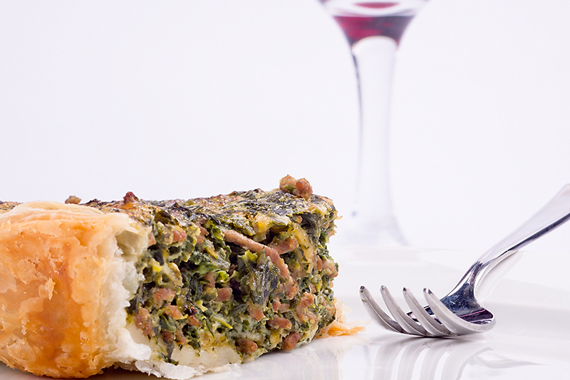 Oct 06 - Spinach pie