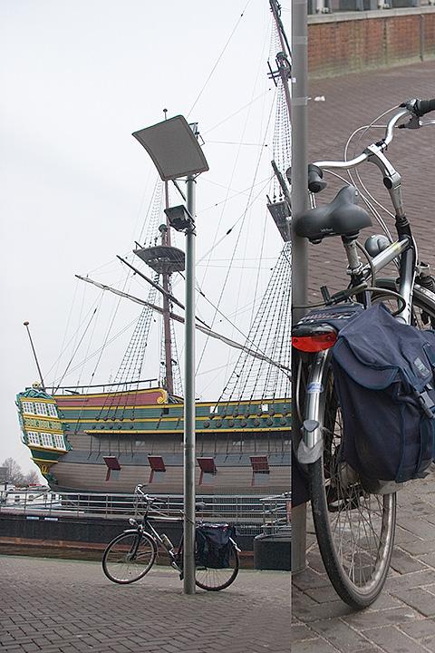 Feb 02 - Bike and boat