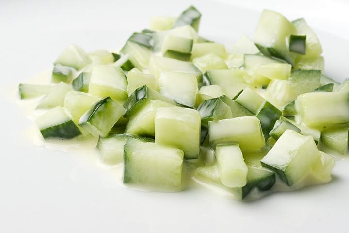 March 09 - Cucumber salad