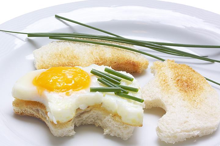 Food 18 - Baked egg