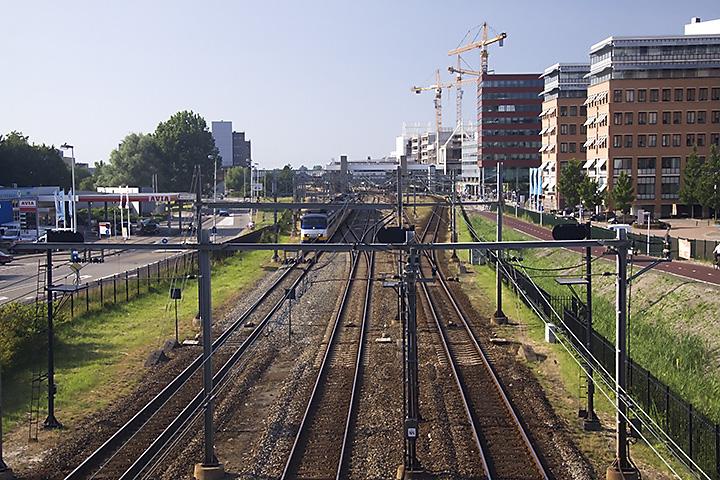 June 30 - Railroad station