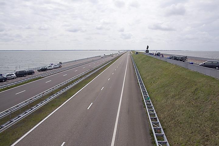 Aug 17 - Afsluitdijk