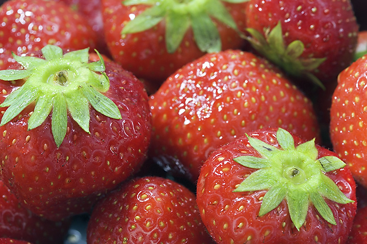 Aug 18 - Strawberries