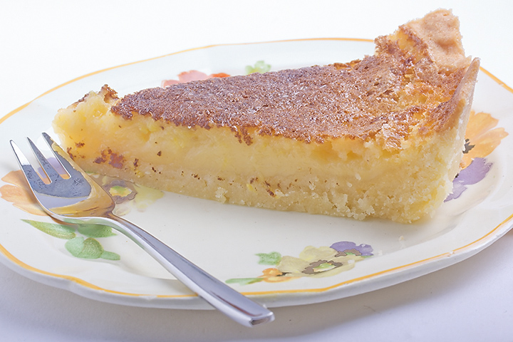 Aug 23 - Lemon pie