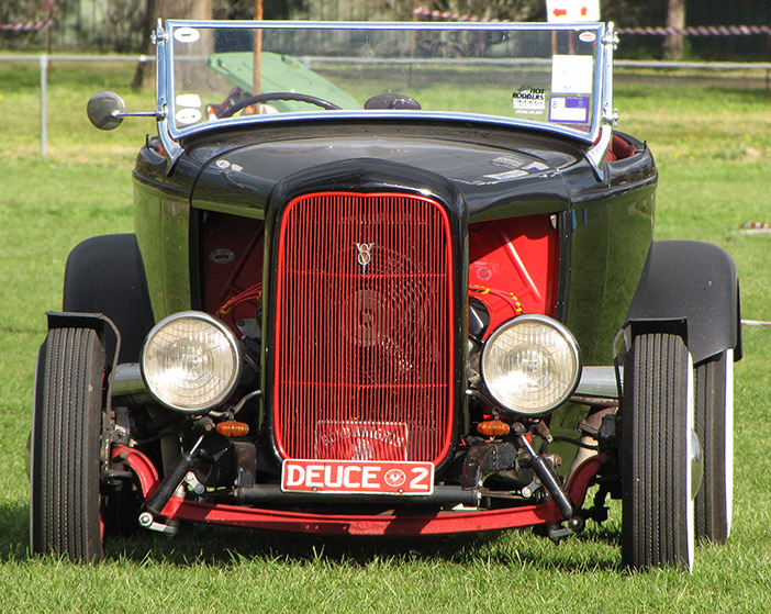 Newstead vintage car rally 3